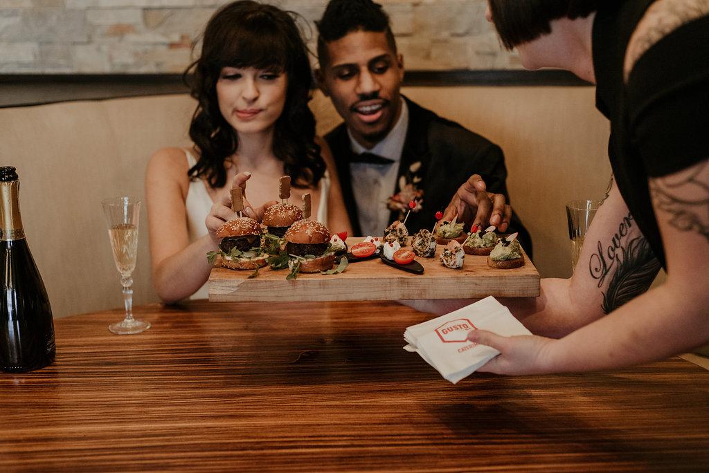 Barrie Wedding Planner, Toronto Wedding Planner, Toronto Wedding, Toronto Wedding Photography, Toronto Wedding Designer, Barrie Wedding Designer, Fur Jacket, Winter Wedding, Toronto Winter Wedding, Winter Elopement, Toronto Elopement, 99 Sudbury, Gusto 54