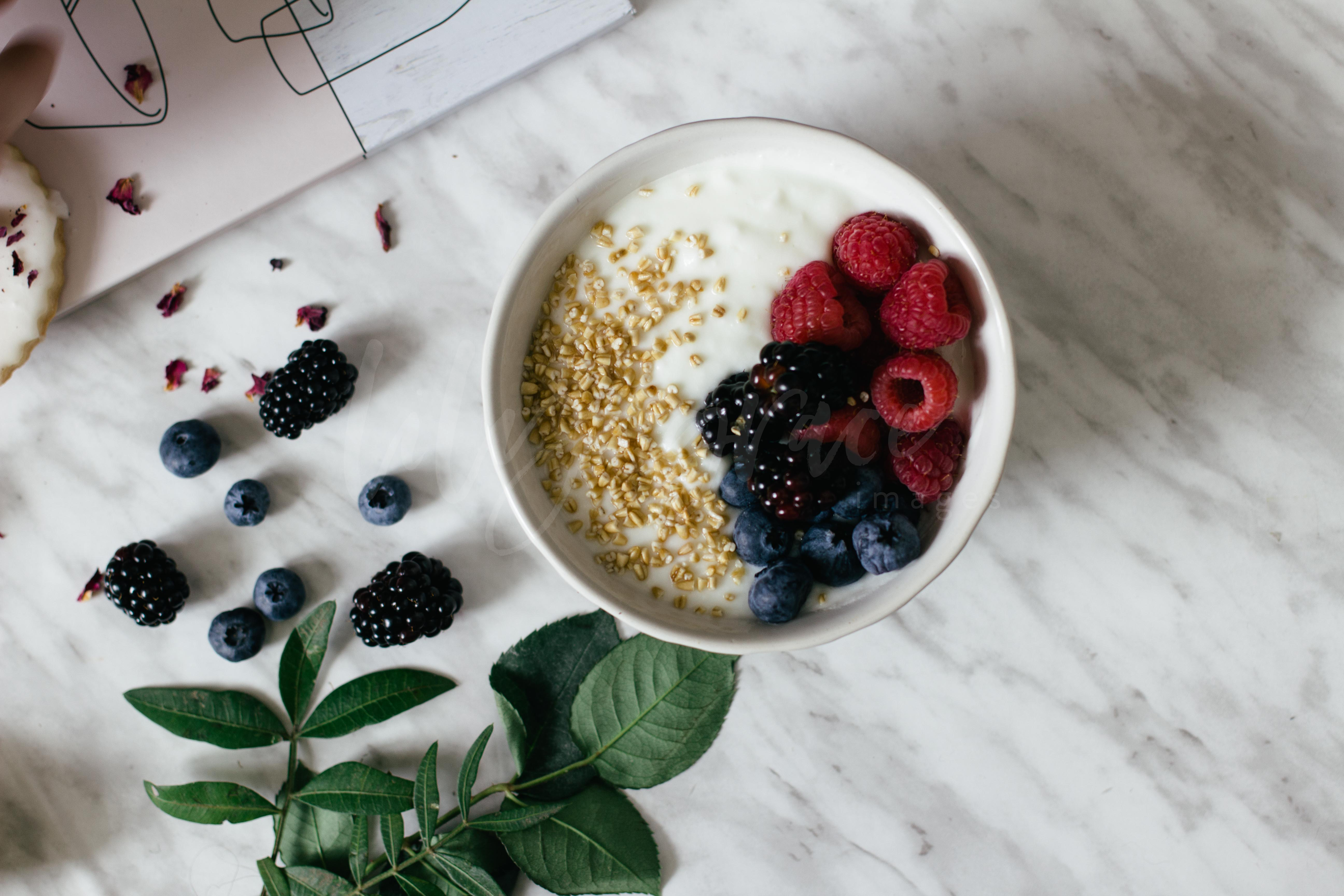 barrie stock photography, barrie, stock photos, photos for instagram, real photos, lilygrace images, toronto stock photography, yogurt bowl, flat lay, healthy living stock photos, healthy, healthy living, lifestyle